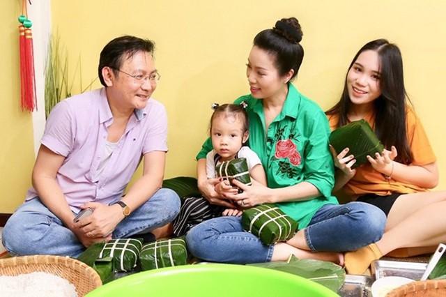 Hôn nhân 19 năm của Á hậu Trịnh Kim Chi và chồng đại gia - Ảnh 6.
