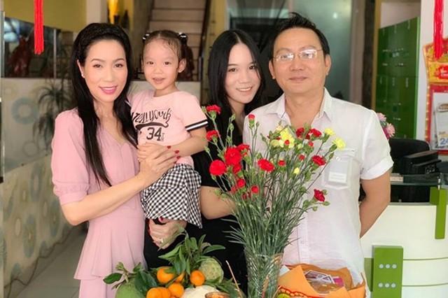 Hôn nhân 19 năm của Á hậu Trịnh Kim Chi và chồng đại gia - Ảnh 7.