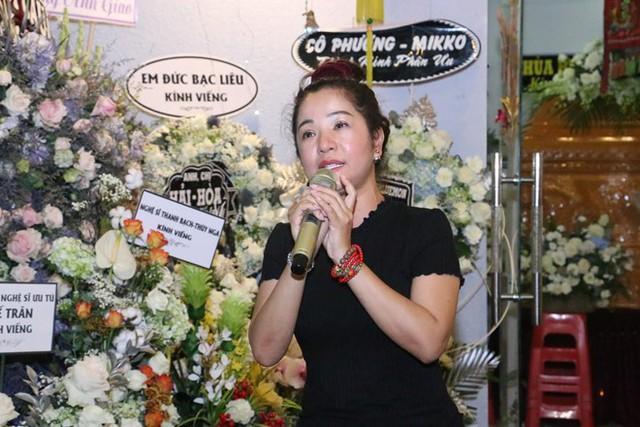 Hoài Linh và nhiều sao Việt về Cần Thơ viếng nghệ nhân Thành Giao - Ảnh 8.