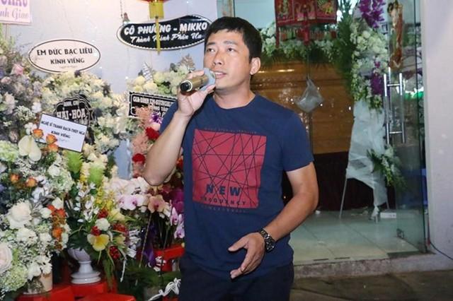 Hoài Linh và nhiều sao Việt về Cần Thơ viếng nghệ nhân Thành Giao - Ảnh 10.