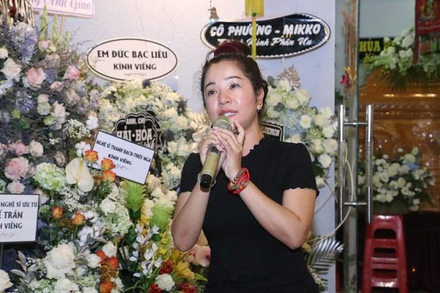 Thành Giao là ai mà Hoài Linh, Minh Nhí và dàn sao Việt tiếc thương? - Ảnh 4.