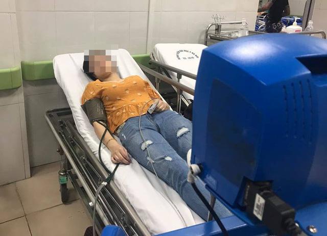 Bức xúc trước video chồng đánh vợ dã man dù vợ mới sinh con 2 tháng ở Hà Nội - Ảnh 2.