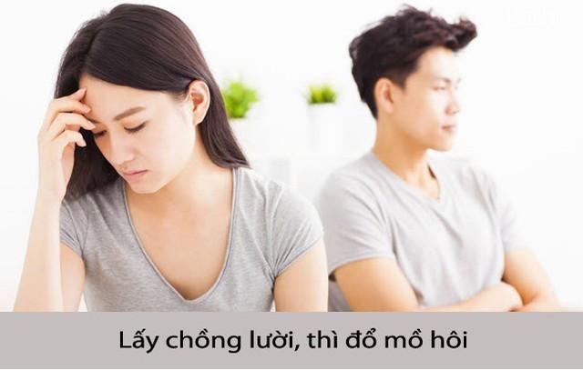 Khổ vì chồng không chịu lớn - Ảnh 1.