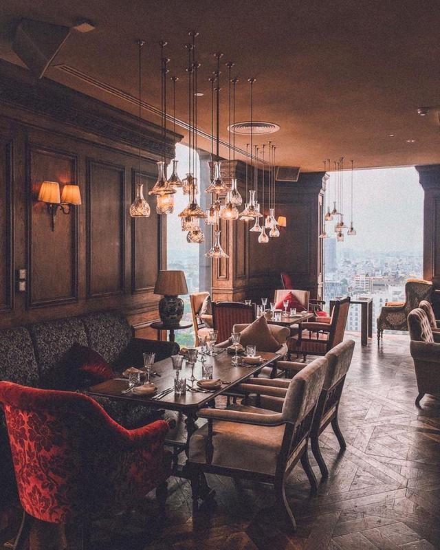 Truy tìm 5 nhà hàng sang chảnh, view ngắm TP.HCM từ trên cao - Ảnh 18.