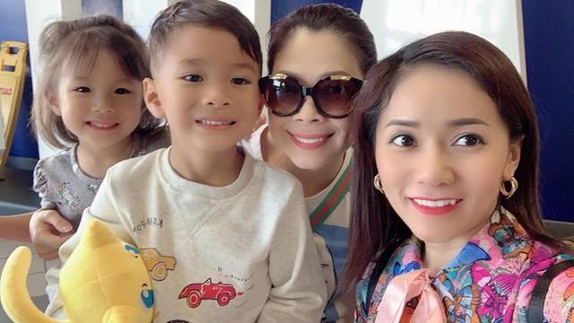 Thanh Thảo hé lộ cuộc sống con trai 8 tuổi của Ngô Kiến Huy tại Mỹ - Ảnh 3.