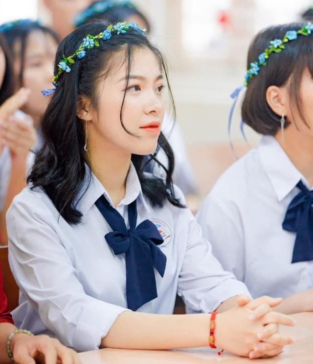 10X trường chuyên được tuyển thẳng vào ĐH Dược Hà Nội  - Ảnh 4.
