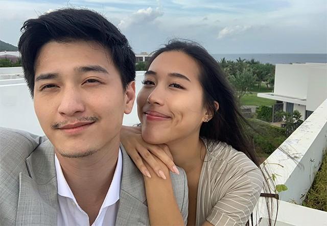 Bạn gái Việt kiều của Huỳnh Anh không ghen tuông khi yêu xa cho đỡ mệt - Ảnh 1.
