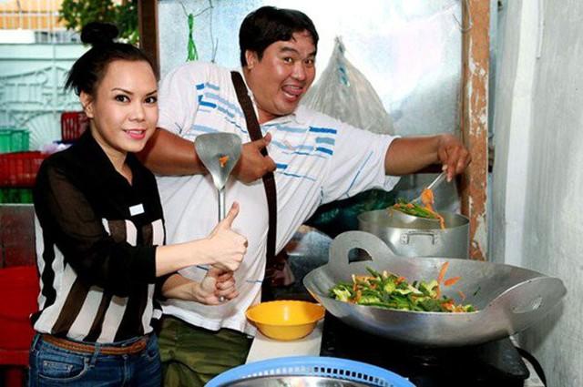 Vừa về Mỹ với chồng con, Việt Hương khoe mâm cơm liền nhận ngay những thắc mắc - Ảnh 12.