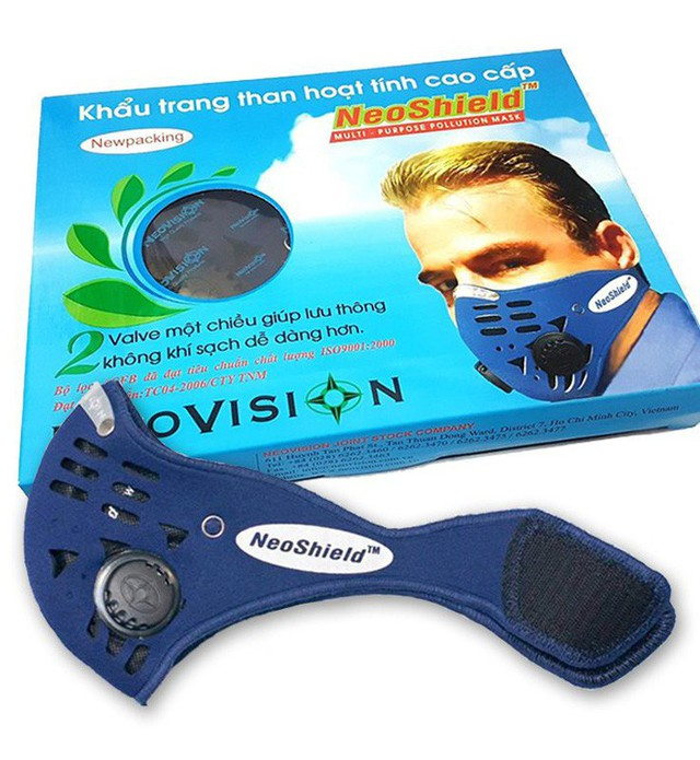 Những loại khẩu trang lọc không khí cực tốt, giúp tránh khói bụi và ô nhiễm sau vụ cháy Công ty Rạng Đông - Ảnh 13.