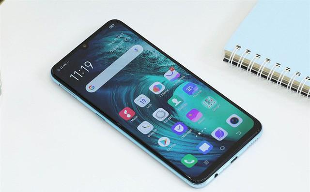 4 smartphone có cảm biến vân tay trong màn hình  - Ảnh 4.