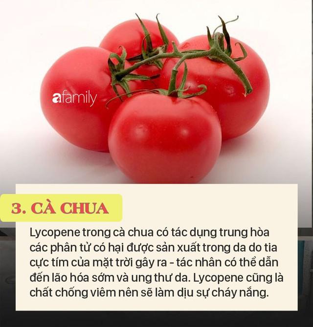 Top 5 thực phẩm có thể bảo vệ làn da của bạn khỏi tác hại của ánh mặt trời và khỏe đẹp mãi tuổi 20 - Ảnh 4.