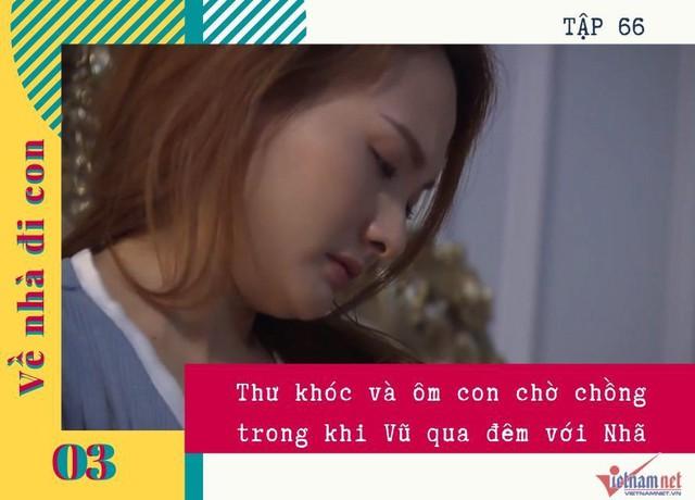 Những phân cảnh khóc hết nước mắt của Bảo Thanh trong Về nhà đi con - Ảnh 3.