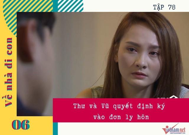 Những phân cảnh khóc hết nước mắt của Bảo Thanh trong Về nhà đi con - Ảnh 6.