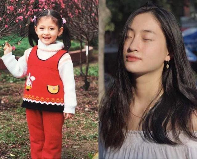Lộ ảnh hiếm thuở nhỏ của Tân Hoa hậu Lương Thùy Linh chứng minh nhan sắc đẹp từ trong trứng là có thật - Ảnh 1.
