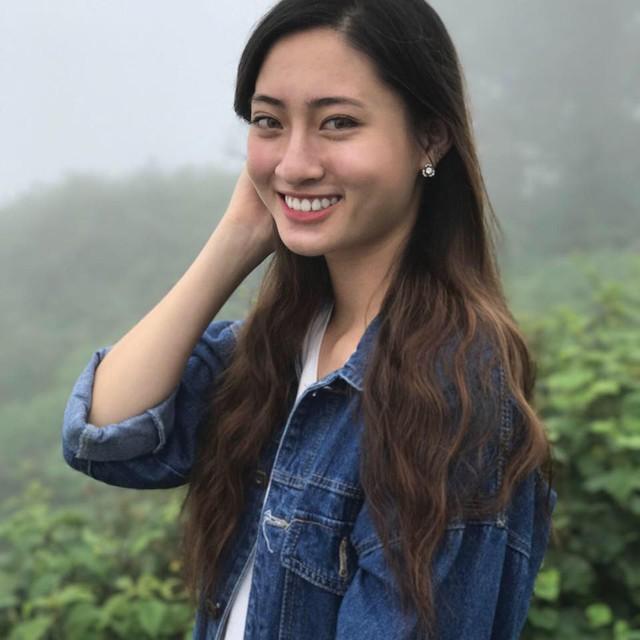 Lộ ảnh hiếm thuở nhỏ của Tân Hoa hậu Lương Thùy Linh chứng minh nhan sắc đẹp từ trong trứng là có thật - Ảnh 2.