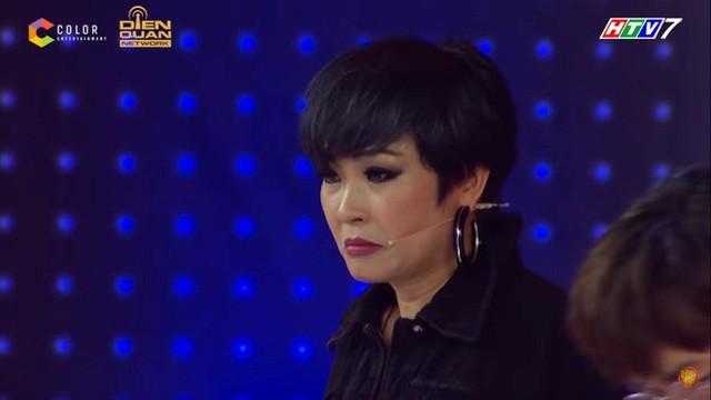 Phương Thanh nhắc nhở Ngô Kiến Huy: Đừng sỉ nhục tuổi tác ở đây - Ảnh 3.