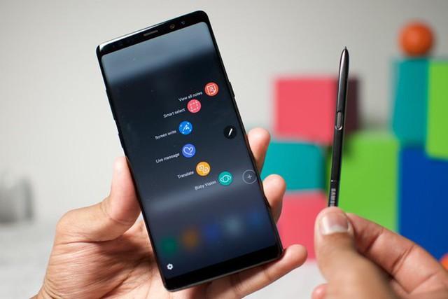 Bút S Pen trên Galaxy Note tiến hóa thế nào sau 9 năm? - Ảnh 7.