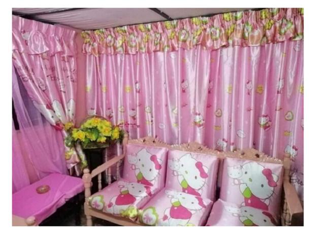 Cặp vợ chồng trung niên chơi trội khi cải tạo lại ngôi nhà cũ nát thành ngôi nhà Hello Kitty sến rện - Ảnh 7.