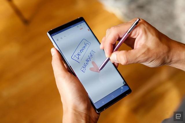 Bút S Pen trên Galaxy Note tiến hóa thế nào sau 9 năm? - Ảnh 8.