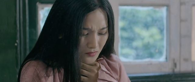 Hoa hồng trên ngực trái - Tập 1: Lỡ có thai với Thái (Ngọc Quỳnh), Khuê (Hồng Diễm) nào biết còn một cô gái khác chung số phận - Ảnh 5.