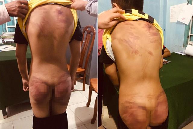 Thầy tu ở Bình Thuận khai đánh bé trai 11 tuổi, phủ nhận xâm hại tình dục - Ảnh 1.