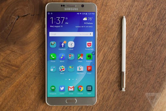 Galaxy Note10 và sự thay đổi của chiếc everything phone - Ảnh 2.