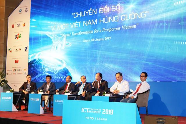 Ví Việt tham dự Diễn đàn Cấp cao CNTT-TT Việt Nam 2019 (Vietnam ICT Summit) - Ảnh 4.