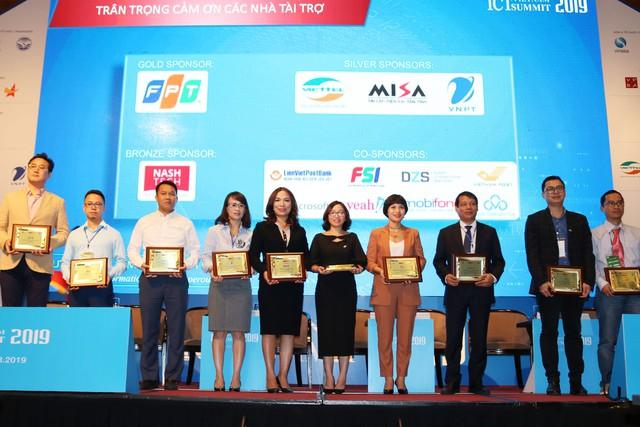 Ví Việt tham dự Diễn đàn Cấp cao CNTT-TT Việt Nam 2019 (Vietnam ICT Summit) - Ảnh 2.
