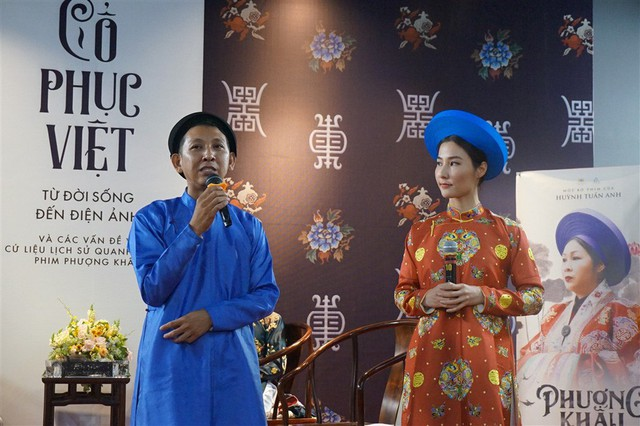 """Đạo diễn phim """"Phượng khấu"""" Huỳnh Tuấn Anh: Tôi không biến phụ nữ Việt thành những người xấu xí, ác độc - Ảnh 1."""