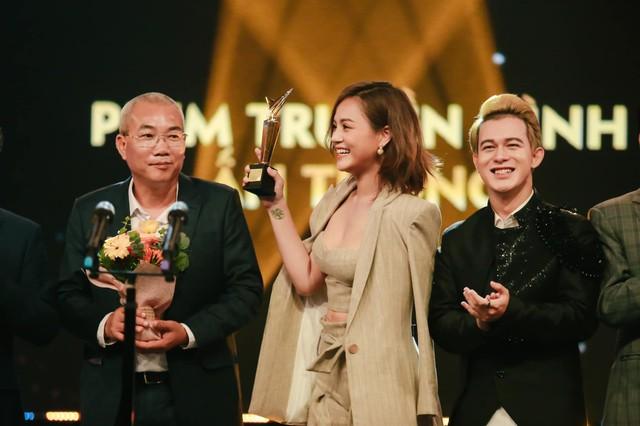 Bảo Thanh đã giành cúp Nữ diễn viên ấn tượng, nhưng đồng nghiệp lý giải vì sao Thu Quỳnh xứng đáng hơn - Ảnh 3.