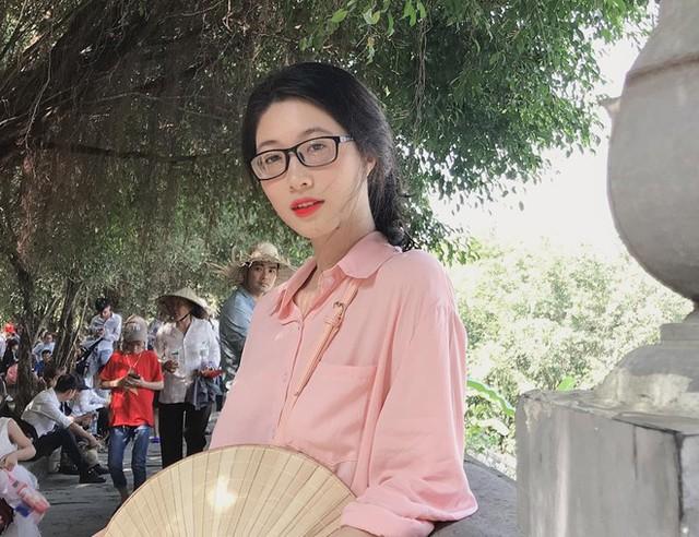 Nữ sinh ĐH Bách khoa Hà Nội tốt nghiệp loại giỏi, du học Pháp - Ảnh 1.
