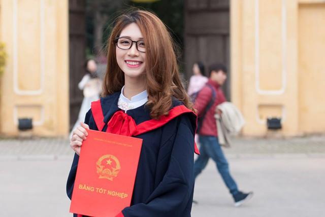 Nữ sinh ĐH Bách khoa Hà Nội tốt nghiệp loại giỏi, du học Pháp - Ảnh 2.