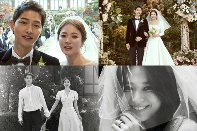 Hôn nhân không như mơ của các cặp minh tinh - tài tử showbiz Hàn - Ảnh 1.