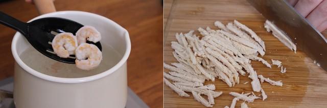 Công thức làm món cuốn chuẩn ngon lại có tác dụng giảm cân, giảm mỡ bụng - Ảnh 1.