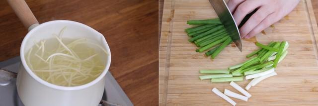 Công thức làm món cuốn chuẩn ngon lại có tác dụng giảm cân, giảm mỡ bụng - Ảnh 2.