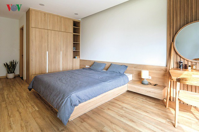 Không gian hiện đại, văn minh, tràn đầy sức sống trong căn hộ 126 m2 ở Hà Nội - Ảnh 11.