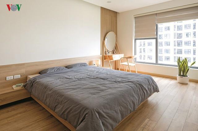 Không gian hiện đại, văn minh, tràn đầy sức sống trong căn hộ 126 m2 ở Hà Nội - Ảnh 12.