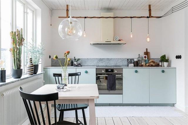 Nhà bếp nhỏ ở chung cư sẽ lột xác thoáng rộng trông thấy nhờ những ý tưởng siêu hay này - Ảnh 14.