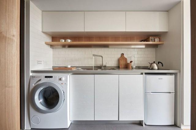Nhà bếp nhỏ ở chung cư sẽ lột xác thoáng rộng trông thấy nhờ những ý tưởng siêu hay này - Ảnh 16.