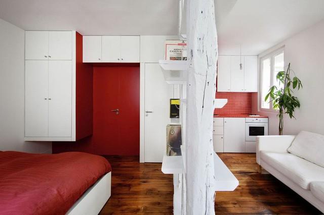 Nhà bếp nhỏ ở chung cư sẽ lột xác thoáng rộng trông thấy nhờ những ý tưởng siêu hay này - Ảnh 17.