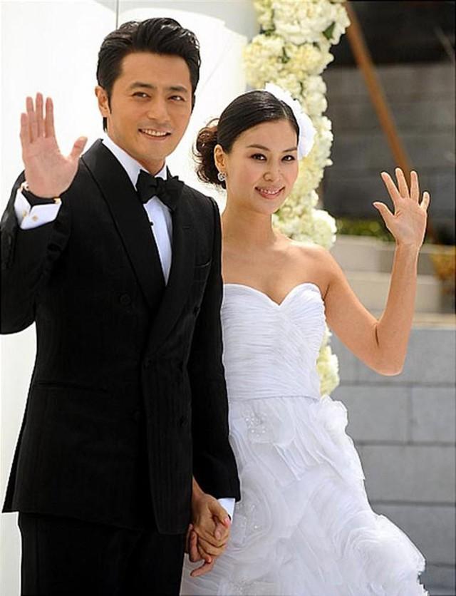 Hôn nhân không như mơ của các cặp minh tinh - tài tử showbiz Hàn - Ảnh 3.