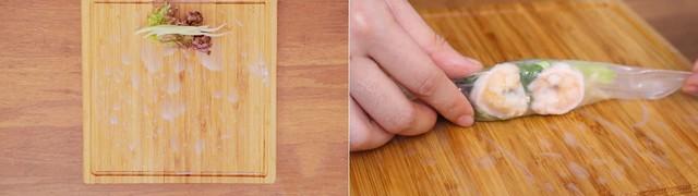 Công thức làm món cuốn chuẩn ngon lại có tác dụng giảm cân, giảm mỡ bụng - Ảnh 3.