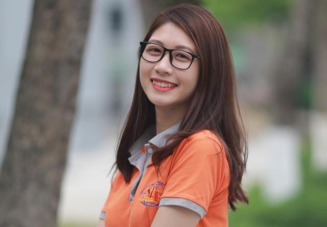 Nữ sinh ĐH Bách khoa Hà Nội tốt nghiệp loại giỏi, du học Pháp - Ảnh 4.