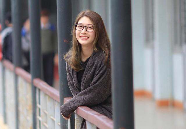 Nữ sinh ĐH Bách khoa Hà Nội tốt nghiệp loại giỏi, du học Pháp - Ảnh 5.