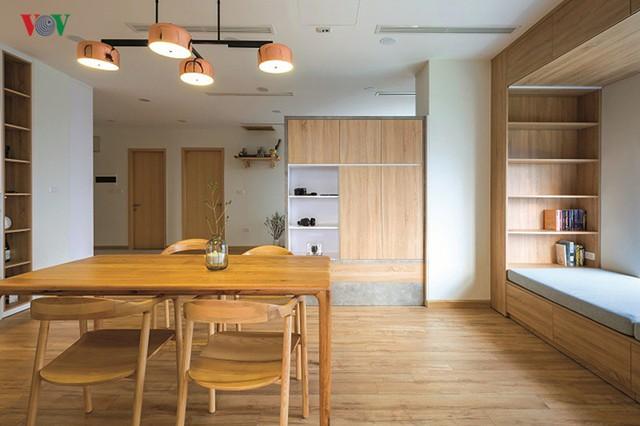 Không gian hiện đại, văn minh, tràn đầy sức sống trong căn hộ 126 m2 ở Hà Nội - Ảnh 5.