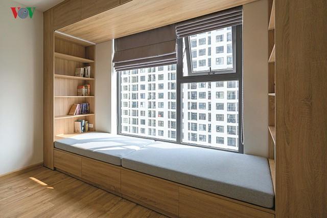 Không gian hiện đại, văn minh, tràn đầy sức sống trong căn hộ 126 m2 ở Hà Nội - Ảnh 6.