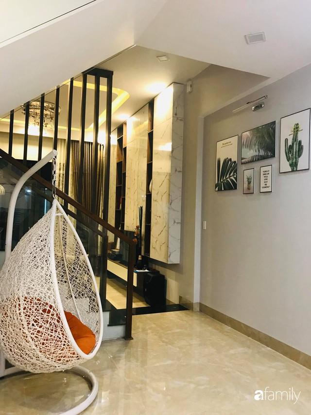 Ngôi nhà phố đong đầy hạnh phúc được thiết kế theo lối kiến trúc hiện đại của cô giáo ở Quảng Ngãi - Ảnh 7.