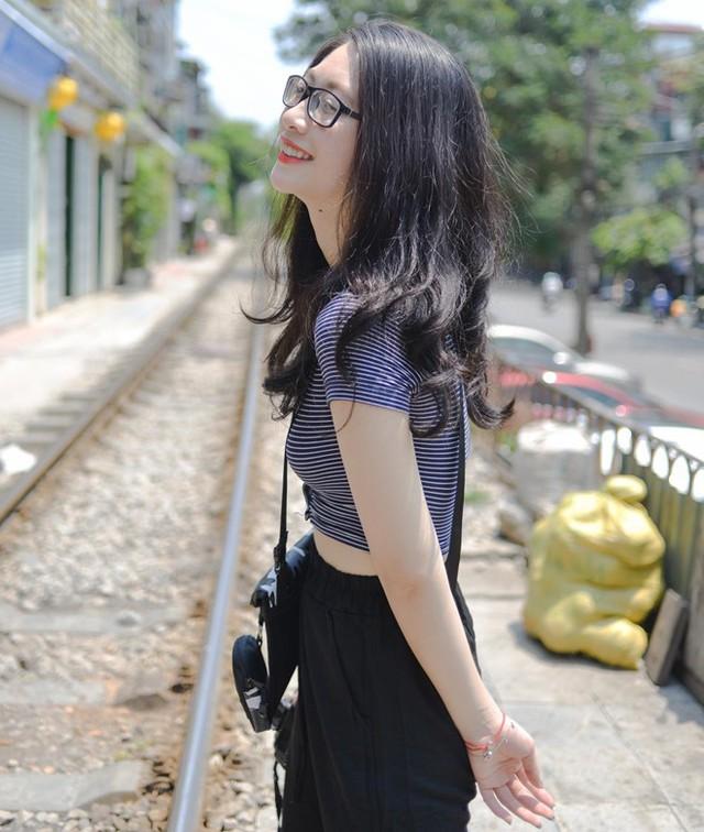 Nữ sinh ĐH Bách khoa Hà Nội tốt nghiệp loại giỏi, du học Pháp - Ảnh 7.