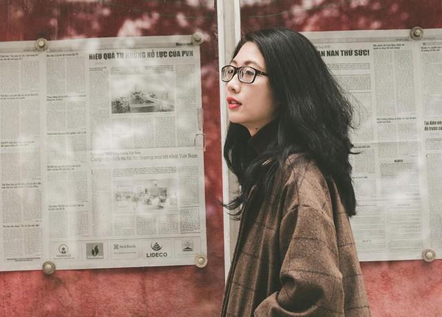 Nữ sinh ĐH Bách khoa Hà Nội tốt nghiệp loại giỏi, du học Pháp - Ảnh 8.