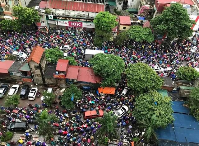 Hà Nội cần hơn 70.000 tỷ mới hy vọng hạn chế ách tắc nội đô - Ảnh 1.